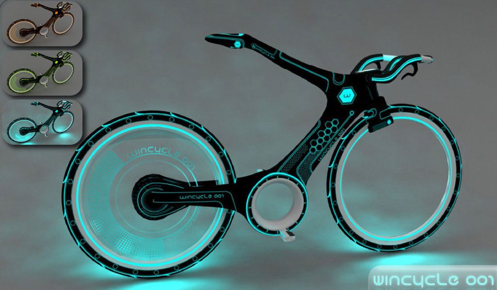 «Wincycle 001»