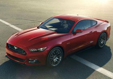 В производство запустили Ford Mustang 6-го поколения