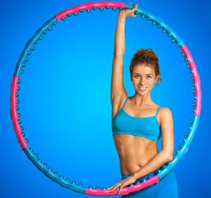 Хулахуп (Хула-Хуп, hula hoop). Описание, предназначение, польза и противопоказания