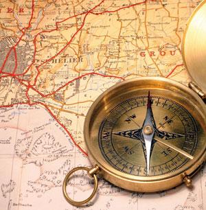 Как определить стороны света: Север, Юг, Восток и Запад