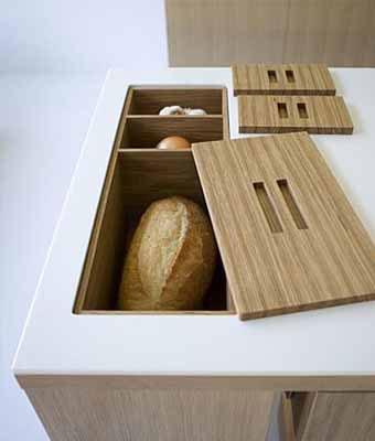 Внутренняя хлебница