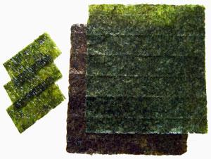 Нори (водоросли для суши). Описание, виды и полезные свойства нори