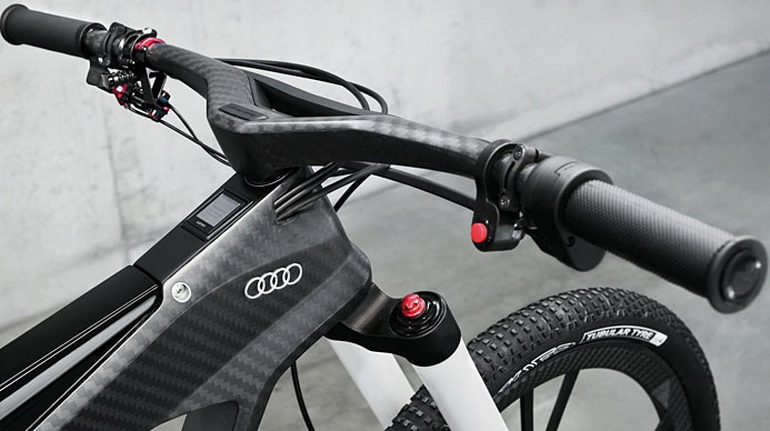 «Audi Wörthersee» (электровелосипед)