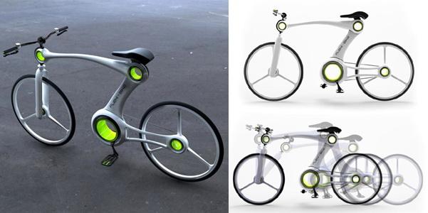 """""""Flexi-Bike"""" от дизайнера Хун Юн"""