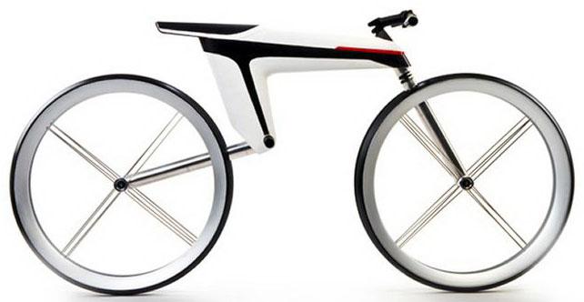 """HMK 561"" (электровелосипед) от дизайнера Ralf Kittmann"