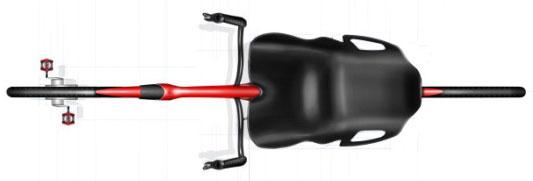 Велосипед от дизайнера Mathew Zurlinden (Мэтью Зурлинден)